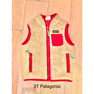 パタゴニア(patagonia)のパタゴニア 3T ボアベスト ピンク(ジャケット/上着)