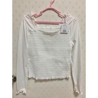 ワンアフターアナザーナイスクラップ(one after another NICE CLAUP)のトップス(Tシャツ(長袖/七分))