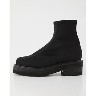 SLY - スライ STRETCH TANK SOLE ブーツ