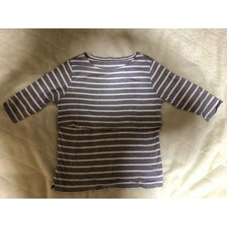 ベルメゾン(ベルメゾン)のプルオーバー 7分袖 2枚 授乳用    ⭐︎値下げ⭐︎(マタニティウェア)