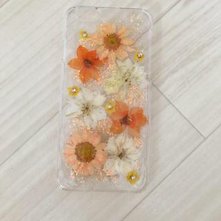 押し花ケース iPhone6.6s(スマホケース)