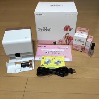 コイズミ(KOIZUMI)のKOIZUMI デジタルネイルプリンター プリネイル KNP-800/P(ネイル用品)