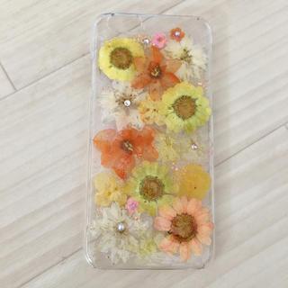 iPhone6.6s 押し花ケース(スマホケース)