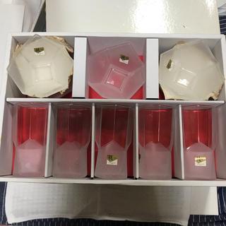 トウヨウササキガラス(東洋佐々木ガラス)の佐々木ガラス グラス 小鉢 カップ お皿(食器)