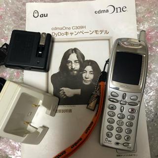 ヒタチ(日立)の携帯電話(携帯電話本体)