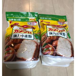 ニッシンセイフン(日清製粉)のあさみ様専用 強力粉4キロ(その他)