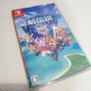 ニンテンドースイッチ(Nintendo Switch)の【リン0906様 専用】聖剣伝説3 トライアルズ オブ マナ Switch(家庭用ゲームソフト)