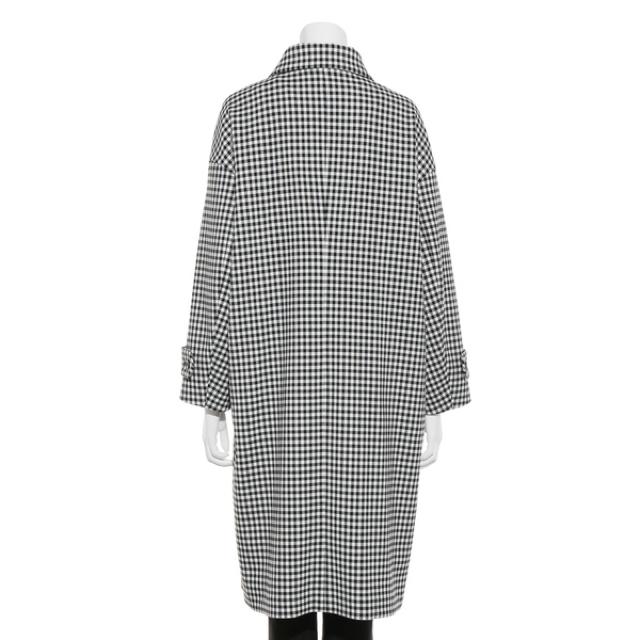 Mila Owen(ミラオーウェン)のMila Owen☆ステンカラーコクーンコート レディースのジャケット/アウター(ロングコート)の商品写真