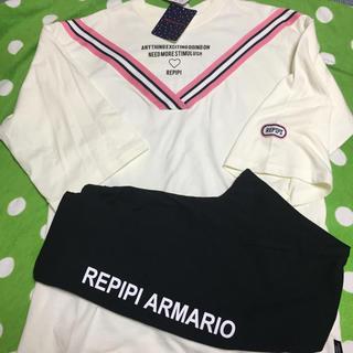 repipi armario - 《新品・タグ付き未使用》repipi armario パジャマ 150cm