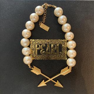 パール(pearl)のsister PEARL アローチョーカ(ネックレス)