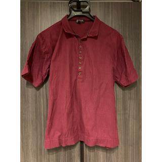 エムケーミッシェルクランオム(MK MICHEL KLEIN homme)のMK MICHEL KLEIN hommeのエンジポロシャツ、ミシェルクランオム(ポロシャツ)
