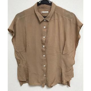 オードリーアンドジョンワッド(audrey and john wad)のレディースシャツ(シャツ/ブラウス(半袖/袖なし))