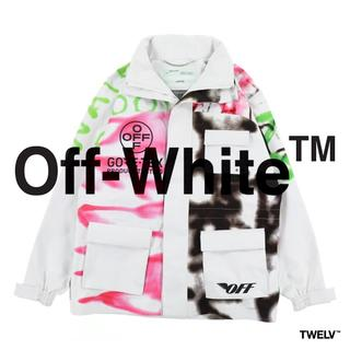 OFF-WHITE - 【新品】OFF-WHITE × GORE-TEX JACKET 50%OFF