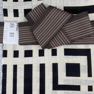 夏角帯 西村織物 1068(帯)