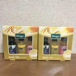 クナイプ(Kneipp)の●日本未発売●クナイプ バスオイル(入浴剤/バスソルト)
