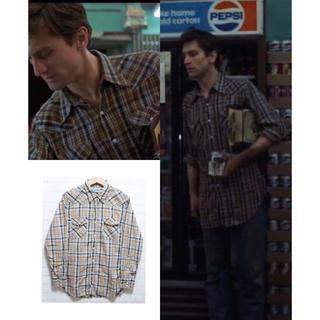 ザリアルマッコイズ(THE REAL McCOY'S)のリアルマッコイズ タクシードライバー チェック ネルシャツ(シャツ)