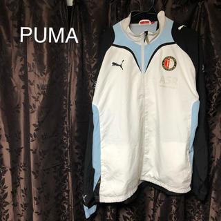 プーマ(PUMA)のA1 PUMA ナイロンジャケット(ナイロンジャケット)