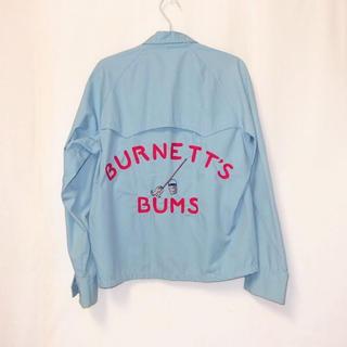 サンタモニカ(Santa Monica)の▪️60's【BURNETTS】VINTAGE JACKET(ブルゾン)