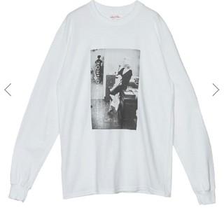 アメリヴィンテージ(Ameri VINTAGE)のRELAX  マリリンモンロー TOP(Tシャツ/カットソー(半袖/袖なし))