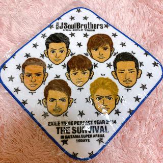 サンダイメジェイソウルブラザーズ(三代目 J Soul Brothers)の三代目 J Soul Brothersタオル(その他)