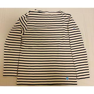 オーシバル(ORCIVAL)のORCIVAL 定番ボーダーカットソー(バスクシャツ)(Tシャツ/カットソー(七分/長袖))