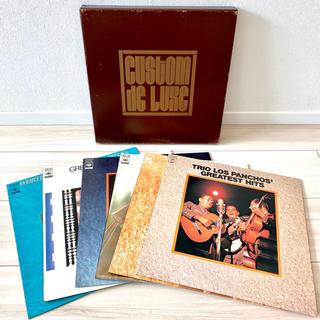 ソニー(SONY)の【custom de luxe】レコード6枚組(映画音楽)