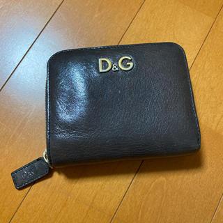 ドルチェアンドガッバーナ(DOLCE&GABBANA)のドルガバ 折りたたみ財布(財布)