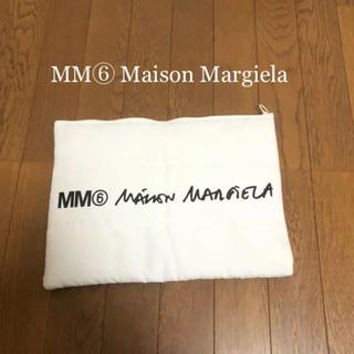 マルタンマルジェラ(Maison Martin Margiela)のMM6 ポーチ Maison Margiela メゾンマルジェラエムエムシックス(クラッチバッグ)