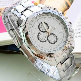 セイコー(SEIKO)の訳あり⚡️新品⚡️ORIANDOメンズ腕時計!セイコー、タグホイヤーファン必見!(金属ベルト)