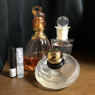 アランドロン(Alain Delon)のブランド香水 まとめ売り 5点セット BABY DOLL サムライウーマン(ユニセックス)