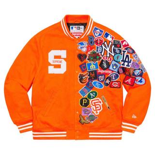 シュプリーム(Supreme)のSupreme®/New Era®/ MLB Varsity Jacket(スタジャン)