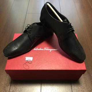 Salvatore Ferragamo - サルバトーレフェラガモ 革靴 FERRAGAMO ジョンロブ パラブーツ