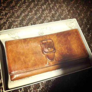 ハルミラノ(HALL MILANO)のHALL MILANO ヴィンテージ財布(財布)