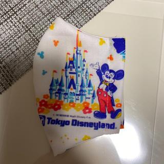 ディズニー(Disney)のちい様 専用 ディズニー 紙袋柄 インナーマスク 大人用(その他)