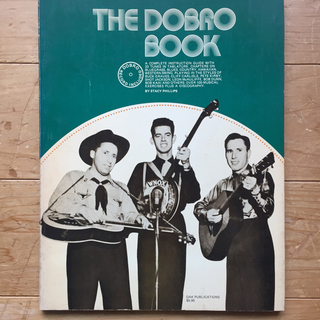 The Dobro Book by Stacy Phillips ♥洋書♥(洋書)