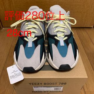 アディダス(adidas)の【28】YEEZY BOOST 700  イージー ブースト ウェーブランナー(スニーカー)