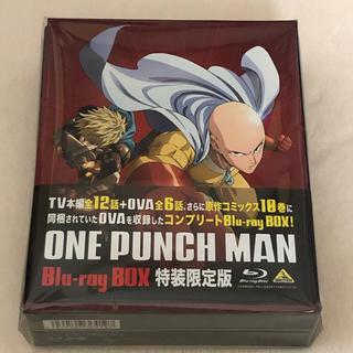バンダイ(BANDAI)の新品未開封 ワンパンマン blu-ray box 特装限定版 (アニメ)