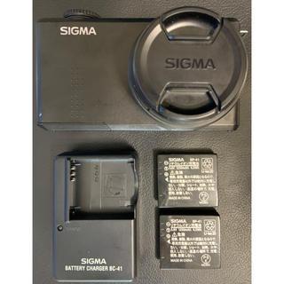 シグマ(SIGMA)のSIGMA DP1 merrill シグマ DP1 メリル(コンパクトデジタルカメラ)
