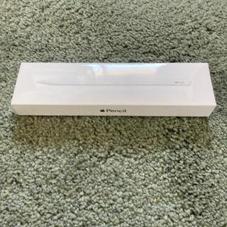 アップル(Apple)のApple Pencil 第二世代 iPad Pro 新品(PC周辺機器)