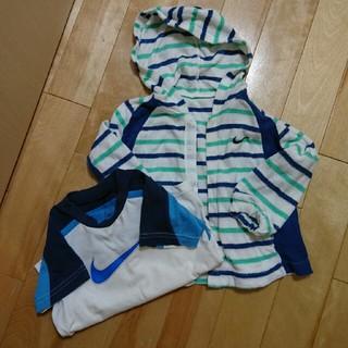 ナイキ(NIKE)のパーカーとTシャツ★NIKE(Tシャツ)