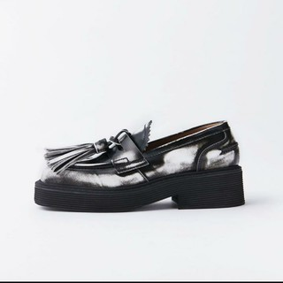 マルニ(Marni)のマルニ ローファー 靴 シューズ メンズ タッセル スクエア(ドレス/ビジネス)