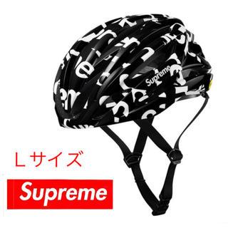 シュプリーム(Supreme)のsupreme Syntax MIPS Helmet / Black Lサイズ (ヘルメット/シールド)