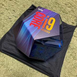 インテレクション(INTELECTION)の【新品未使用】Intel Core i9 9900K BOX(PCパーツ)