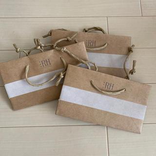 ロンハーマン(Ron Herman)のロンハーマン 紙袋3枚セット(ショップ袋)