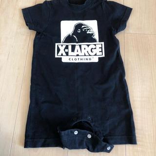 エクストララージ(XLARGE)のX-LARGEのロンパースです!(ロンパース)