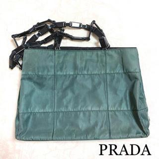 プラダ(PRADA)のプラダ PRADA ナイロン トートバッグ ハンドバッグ ショルダーバッグ(トートバッグ)