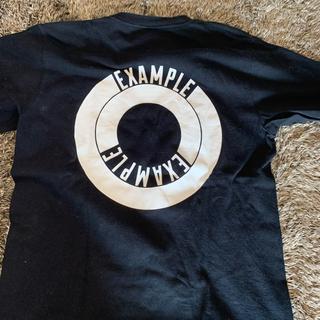 シュプリーム(Supreme)のexample ロゴTシャツ Mサイズ(Tシャツ/カットソー(半袖/袖なし))