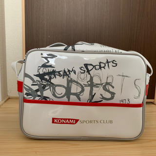 コナミ(KONAMI)のコナミ プールバッグ(トートバッグ)
