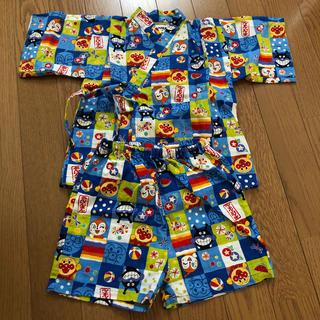 バンダイ(BANDAI)のアンパンマン  甚平 90(甚平/浴衣)