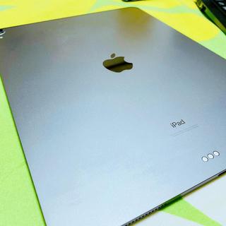 アップル(Apple)のApple iPad Pro 12.9インチ 64G スペースグレイ ペンシル(タブレット)
